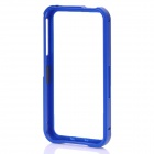 Ultra-Thin Protective Aluminum Alloy Bumper Frame Case for Iphone 4 / 4S - Blue