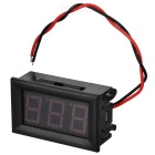 Intelligent Car DIY 3-Digit Display Digital Voltmeter Module (3.2-30V)