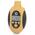 "1.2"" LCD Digital Infrared IR Thermometer - Yellow (1 x 12V Battery)"