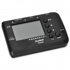 "MT560Z 2.0"" LCD Digital Chromatic Metronome / Tuner / Tone Generator for Guzheng - Black (2 x AAA)"
