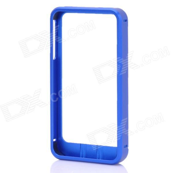 D3 Ultra-Thin Protective Aluminum Alloy Bumper Frame Case for Iphone 4 / 4S - Blue protective aluminum alloy bumper frame case for iphone 6 4 7 light blue