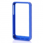 D3 Ultra-Thin Protective Aluminum Alloy Bumper Frame Case for Iphone 4 / 4S - Blue