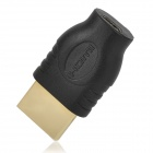 WT-0221-APK-F HDMI A Male to HDMI D Female Adapter - Black