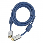 High Speed HDMI Cable for HDTV / XBox / PS3 / STB - Blue (3m)