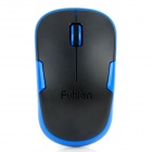 Fuhlen M65 Wireless 1000dpi Optical Mouse w/ USB Receiver - Black + Blue (1 x AA)