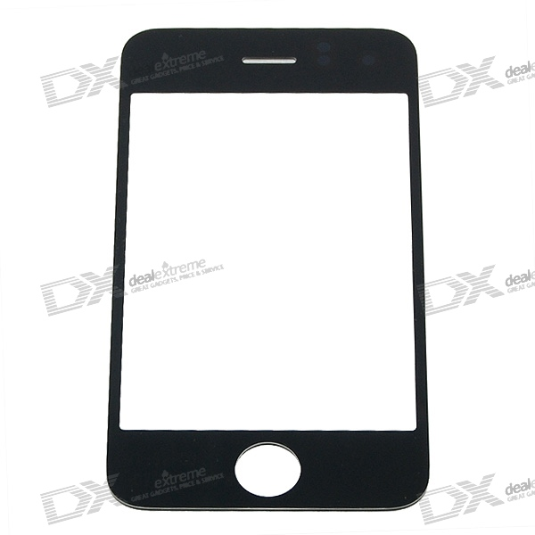 Protective Glossy Screen Cover for iPhone 3G