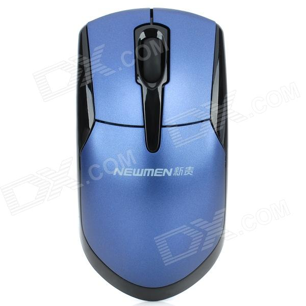 все цены на MS-159OR 2.4GHz Wireless 1000dpi Optical Mouse w/ USB Receiver - Deep Blue (2 x AAA)
