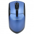 MS-159OR 2.4GHz Wireless 1000dpi Optical Mouse w/ USB Receiver - Deep Blue (2 x AAA)
