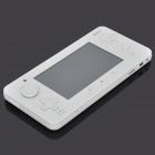 "JXD S603 4.3"" Resistive Screen Android 2.3.4 Game Console w/ Wi-Fi / Dual Camera / TF - White"