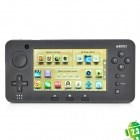 "JXD S603 4.3"" Resistive Screen Android 2.3.4 Game Console w/ Wi-Fi / Dual Camera / TF - Black"