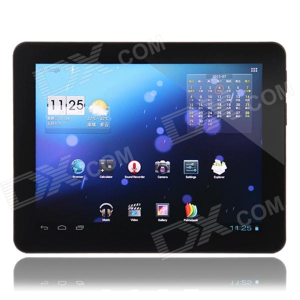 "9.7"" IPS Screen Android 4.0 Tablet w/ Dual Core / Bluetooth / Camera - White (Rockchip 3066 / 16GB)"