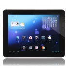 "9,7 ""IPS-Screen Android 4.0 Tablet w / Dual Core / Bluetooth / Camera - White (Rockchip 3066 / 16GB)"