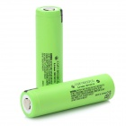 Genuine Panasonic Rechargeable 2200mAh 3.7V 18650 Lithium Batteries (2PCS)
