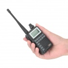 "RIKE RK-2R 1.2"" LCD 2W 400~470MHz Handheld Multifunctional Walkie Talkie - Black"