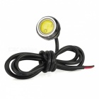 7W LED White Light Eagle Eye Car Foglight / Backup / Daytime Running Lamp (DC 12V)