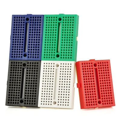 Mini Prototype Printed Circuit Board Breadboard for Arduino (5PCS)