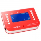 "2.2"" LCD Digital Tuner Metronome for Guitar / Bass / Violin - Red (2 x AAA)"