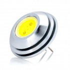 G4 1.5W 140lm 1-LED 6500K Cool White Light Bulb (DC 12V)