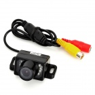 Waterproof Car Rearview Camera w/ 7-IR LED Night Vision (DC 12V)