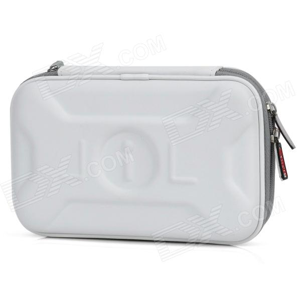 Protective EVA Bag for Nintendo DS Lite / Nintendo DSi XL - White