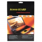 "12.6"" 16:9 Screen Guard Protection Film for Notebook Laptop - Transparent"