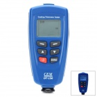 CEM DT-156 F / NF Paint Coating Thickness Gauge Tester - Blue