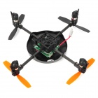 U816 2.4GHz 3.5-CH Quad-Rotor UFO Design R/C Helicopter - Grey + Orange