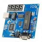 TCP/IP51 MCU Development Board Kit - Blau