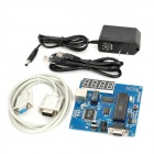 TCP/IP51 MCU Development Board Kit - Blue