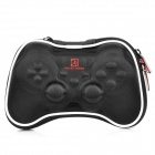 Airfoam Protective Fabric Carrying Pouch for PS3 / PlayStation 3 Wireless Controller - Black