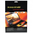"13"" 16:9 Screen Guard Protection Film for Notebook Laptop - Transparent"