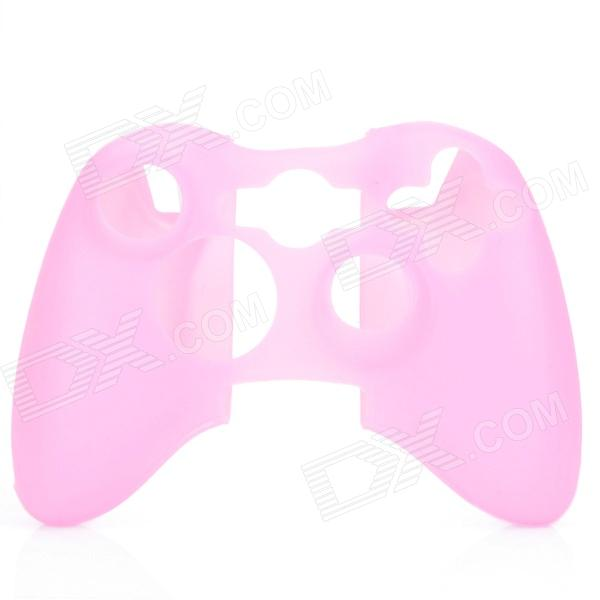 Protective Rubber Case for Xbox 360 Wireless Controller - Pink