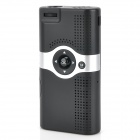 CPT OPO18 Mini Pocket Cinema LED Projector w/ AV-In / SD - Black