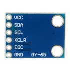 BMP085 Barometric Pressure / Height Sensor Module for Arduino (Works with Official Arduino Boards)