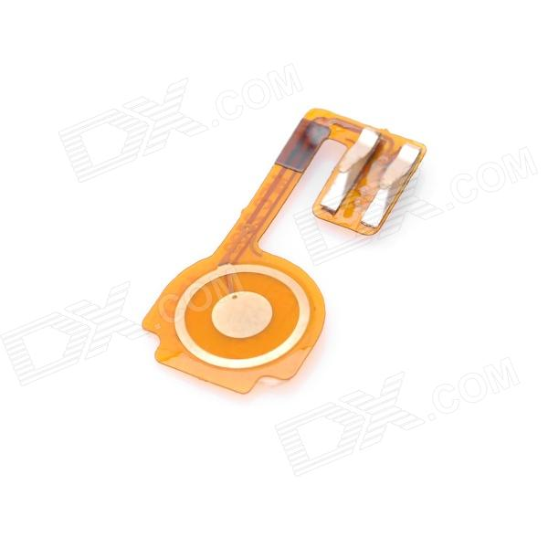 Replacement Home Button Flex Cable for Iphone 3gs - Golden