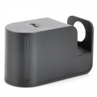 i-Pmart Micro USB Nightstand Charging Dock for Cell Phone - Black