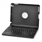 82-Key Chargeable Bluetooth V3.0 Wireless Keyboard / Power Bank for the New Ipad - Black