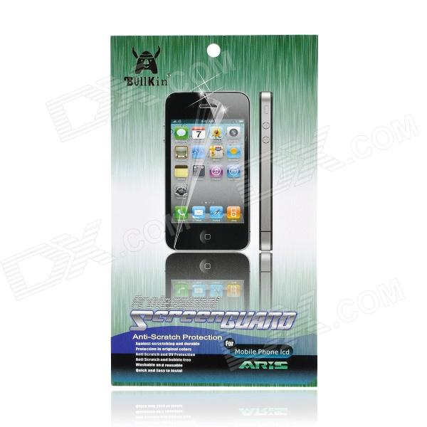 Protective Clear Front + Back Screen Protector Guard Film Set for Iphone 4 / 4S стоимость