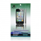 Protective Clear Front + Back Screen Protector Guard Film Set for Iphone 4 / 4S
