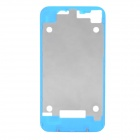 Replacement Color Back Bezel Frame Cover for iPhone 4 - Blue