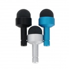 Mini 2-in-1 Anti-Dust Plug + Capacitive Screen Stylus Pen for iPhone / Cell Phones (3 PCS)