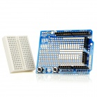 Prototype Shield ProtoShield w/ Mini Breadboard for Arduino (Works with Official Arduino Boards)
