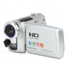 "HD-A70 3,0 ""TFT LCD 5.0MP CMOS Digitalkamera Camcorder w / 16x optischer Zoom - Silber"