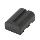 Travor NP-FM500H 7.4V 1650mAh Battery Pack for Sony Camera - Black