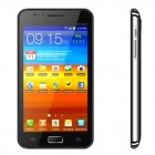 "STAR N9770 Android 4.0 WCDMA Bar Phone w/ 5.0"" Capacitive Screen, GPS, Wi-Fi and Dual-SIM - Black"