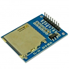 SD Card Reading Writing Module for Arduino