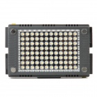 F&V Z96II 7W 3200K / 5600K 800Lux 96-LED Video Light - Dark Grey (1 x NP-F)