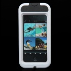 5m Waterproof Protective Case for Iphone 4/4S - White