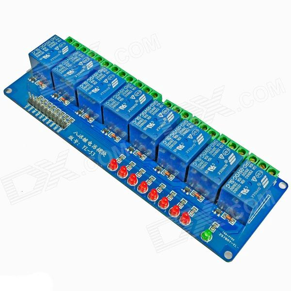 Step 2: Interfacing the relay modules to the Arduino