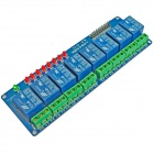 8-Channel 5V Relay Module Shield for Arduino